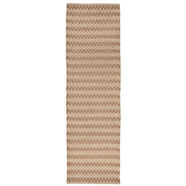 Havana Hand-Woven Natural Indoor/Outdoor Area Rug by Laurel Foundry Modern Farmhouse