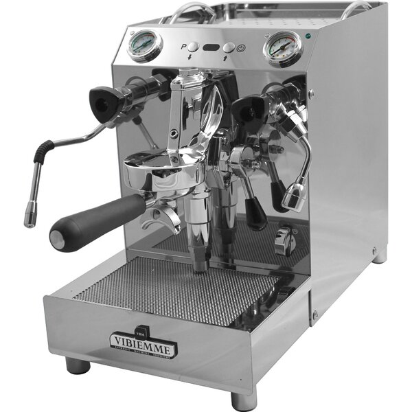 Domobar V4 Super Coffee & Espresso Maker by Vibiem