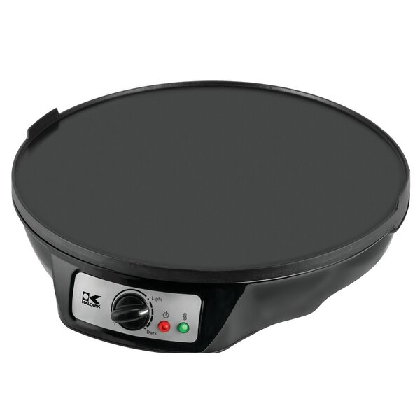 Non-Stick 12.99 Crepe Pan by Kalorik