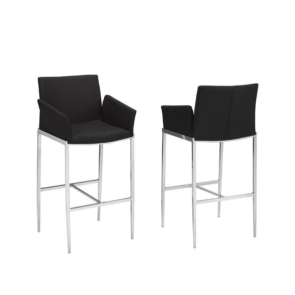 Hagaman 29 Bar Stool (Set of 2) by Orren Ellis