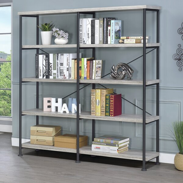 Thea Etagere Bookcase by 17 Stories