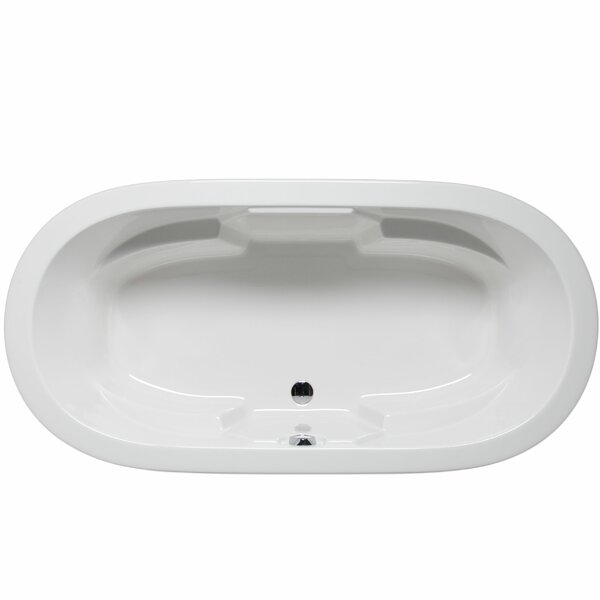 Hermosa 72 x 36 Air Bathtub by Malibu Home Inc.