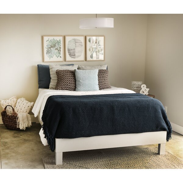 Franklyn Platform Bed by Highland Dunes