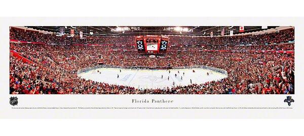 NHL Center Ice Unframed Panorama by Blakeway Worldwide Panoramas, Inc