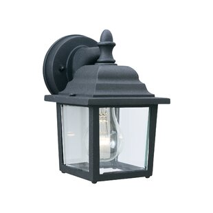 Top Reviews Shelburn Outdoor Wall Lantern By Three Posts