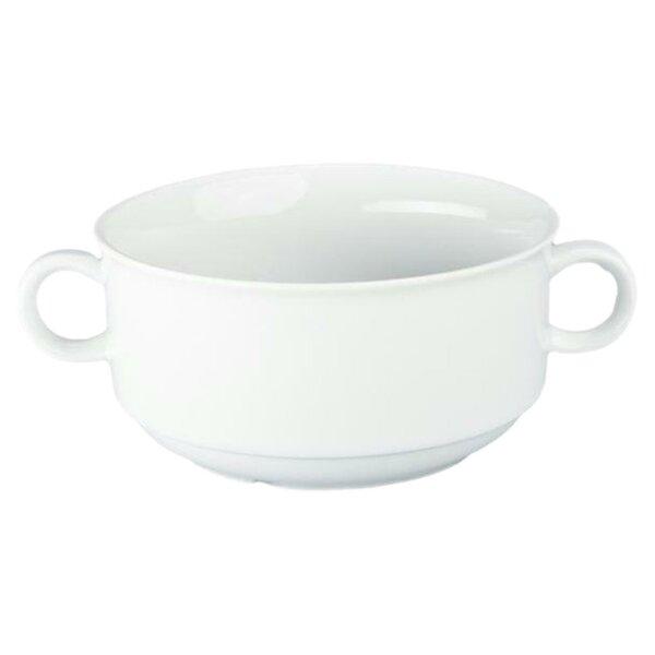 14 oz. Cream Soup (Set of 4) by BIA Cordon Bleu