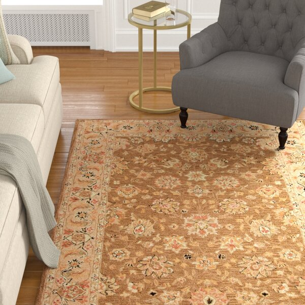 Helena Floral Rug by Charlton Home