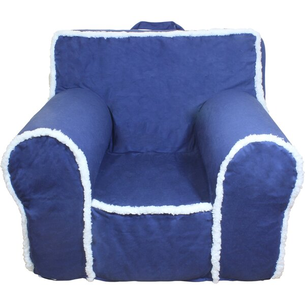Kids Box Cushion Armchair Slipcover By Little Star Best Design