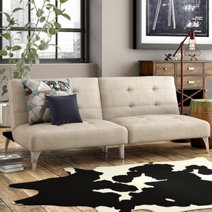 Charmant Lewis Oversized Sleeper Loveseat