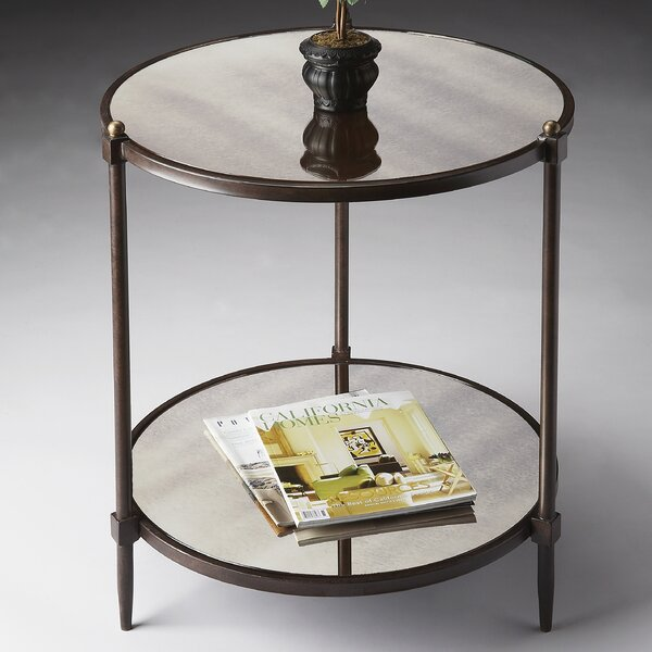 Kendal End Table by 17 Stories