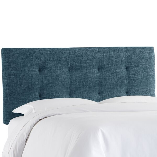 Castellon Tufted Upholstered Panel Headboard By Brayden Studio by Brayden Studio Bargain