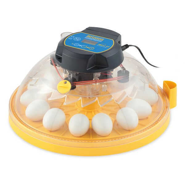 Maxi II Advance Automatic Chicken Egg Incubator by