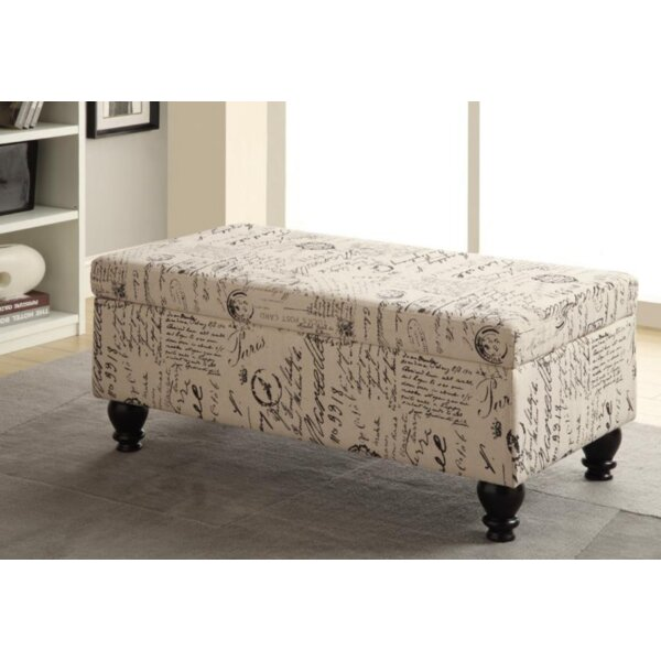 Kasten Upholstered Storage Bench by Ophelia & Co.