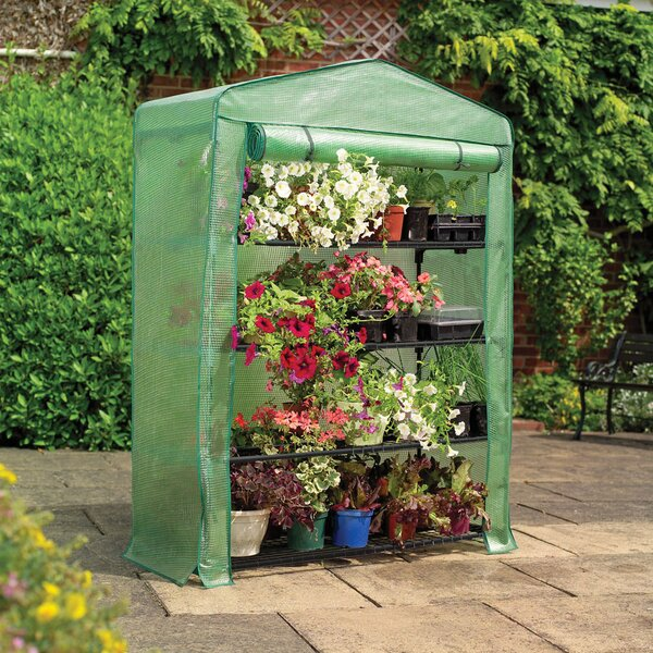 4 Ft. W x 1.5 Ft. D Growing Rack by Gardman