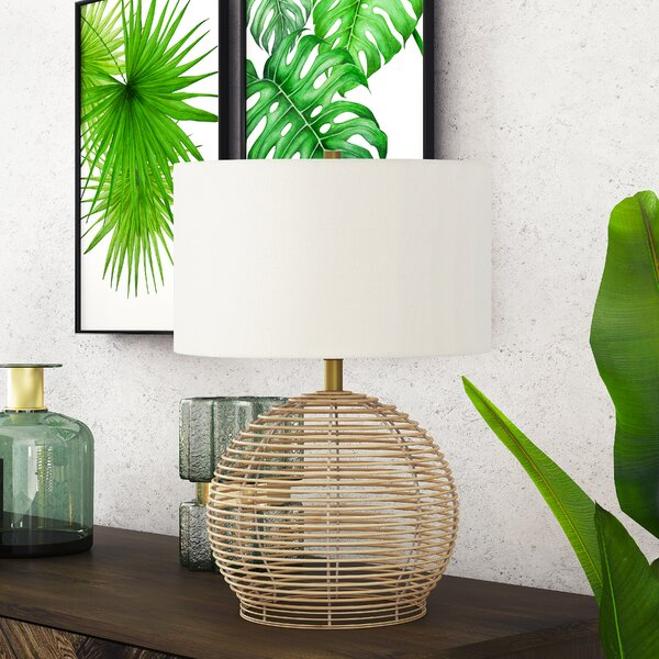 Sampson 22 Table Lamp by Highland Dunes