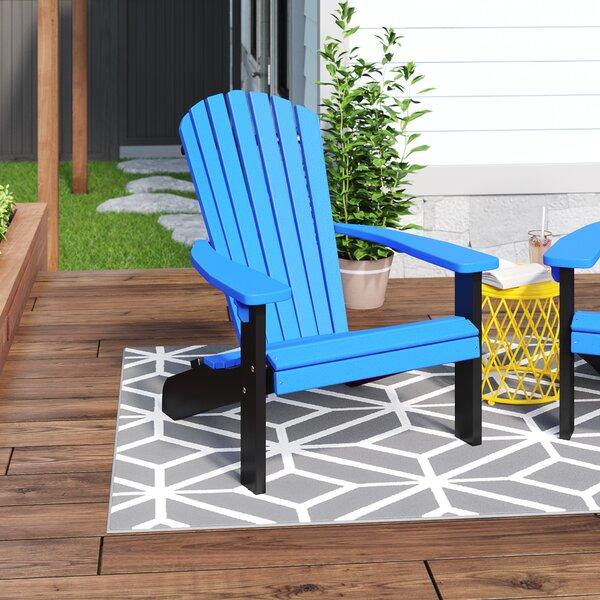 Risch Plastic Adirondack Chair by Brayden Studio Brayden Studio