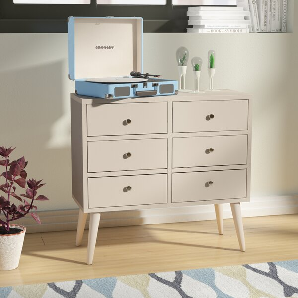 Pelham 6 Drawer Accent Chest By Langley Street™
