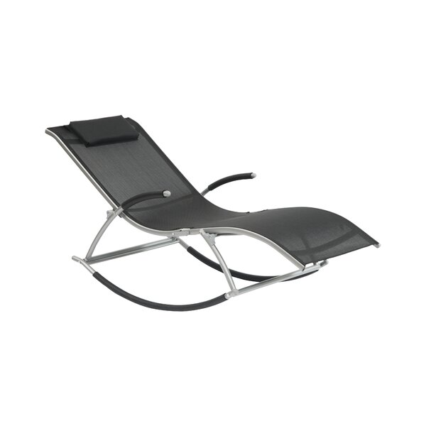 Monte Carlo Chaise Lounge by SunTime Outdoor Living