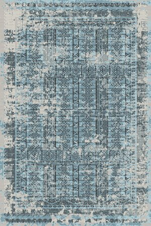Straka Blue Indoor/Outdoor Area Rug by Bungalow Rose