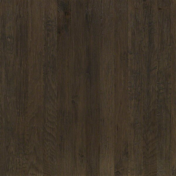 5 Engineered Hickory Hardwood Flooring in Charcoal by Welles Hardwood