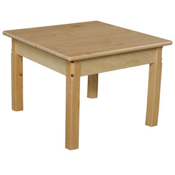 24 Square Activity Table by Wood Designs