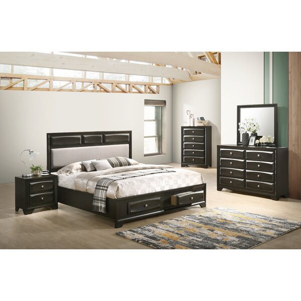 Beagan Platform 5 Piece Bedroom Set by Winston Porter