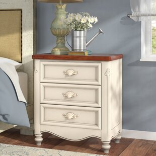 Best Reviews Brecon 3 Drawer Bachelor's Chest by One Allium Way