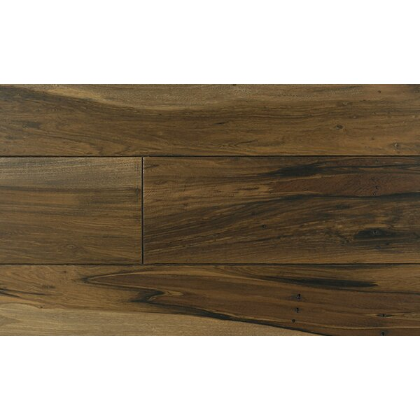 5 Engineered Pecan Hardwood Flooring in Brown by IndusParquet