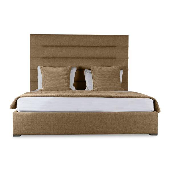 Handley Upholstered Standard Bed by Brayden Studio