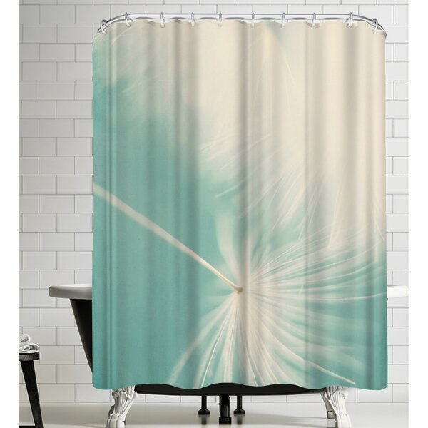 Dreams Do Come True Shower Curtain by East Urban Home