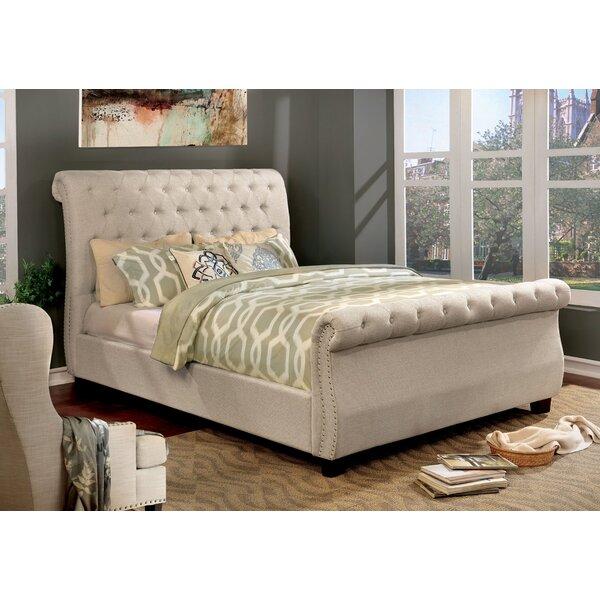 Gott Wingback Upholstered Platform Bed by Astoria Grand
