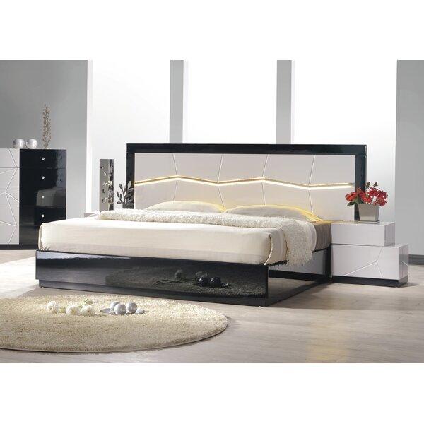 Jinn Platform Bed by Orren Ellis