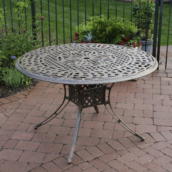 Patio Dining Table by Oakland Living