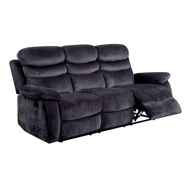 Ellicott Reclining Sofa by Red Barrel Studio