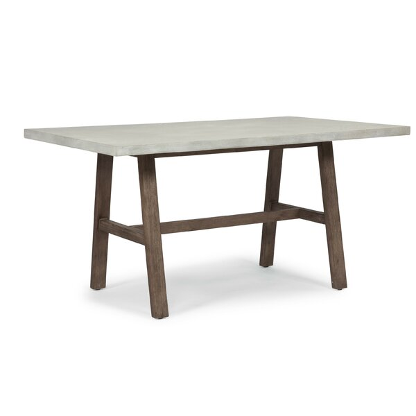 Jameown Trestle Dining Table by Trent Austin Design