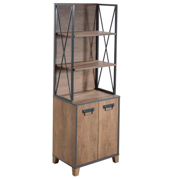 Augie Vintage Standard Bookcase by Gracie Oaks