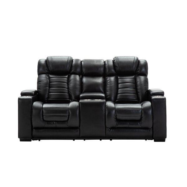 Alkire Reclining Loveseat By Red Barrel Studio