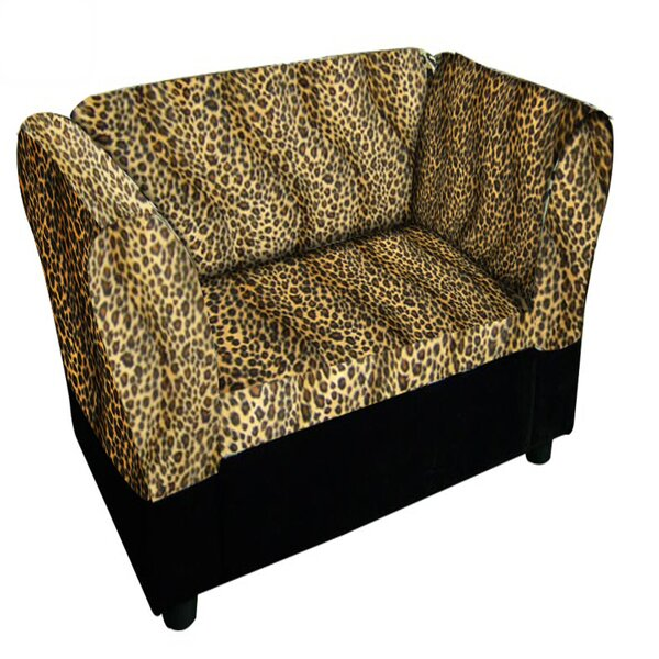 Leopard Storage Dog Sofa Bed by ORE Furniture