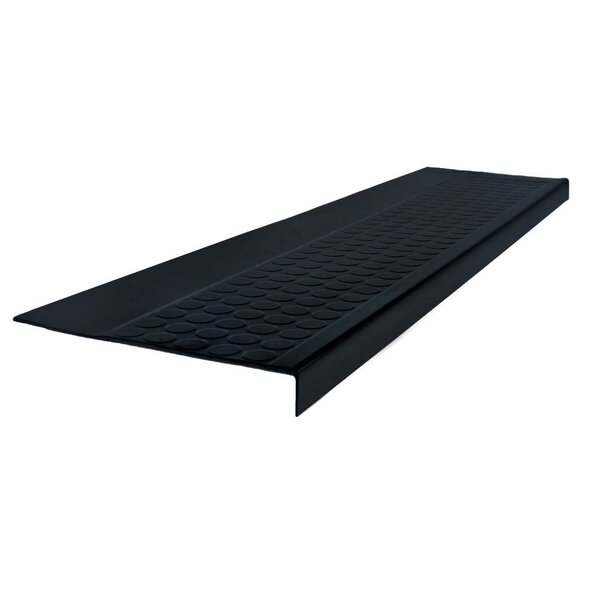 36 Low Profile Square Nose Stair Tread by ROPPE