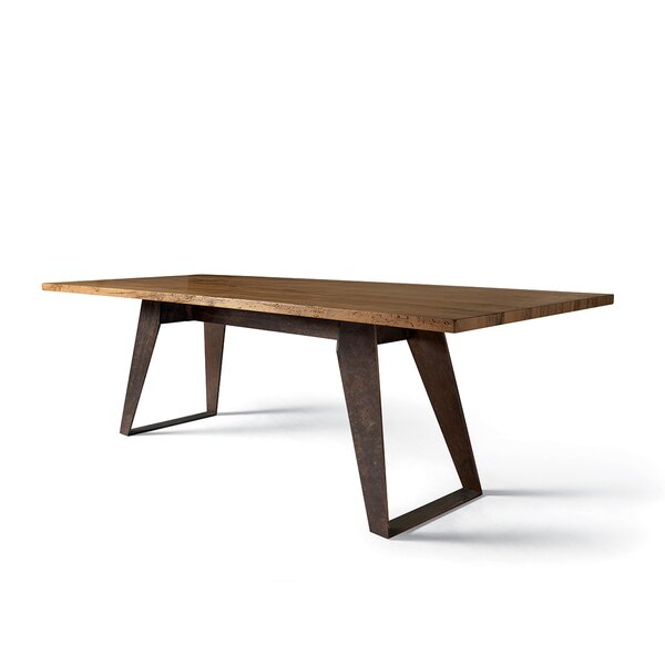 Benjamin Solid Wood Dining Table by YumanMod