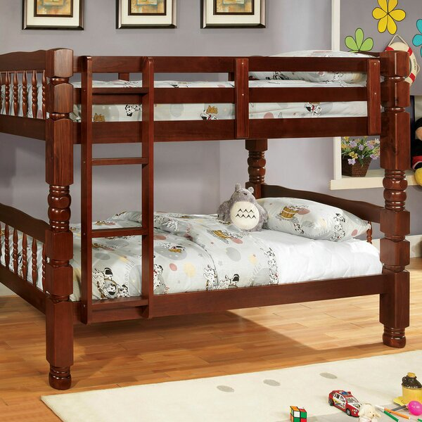 Fratessa Twin over Twin Bunk Bed by Harriet Bee