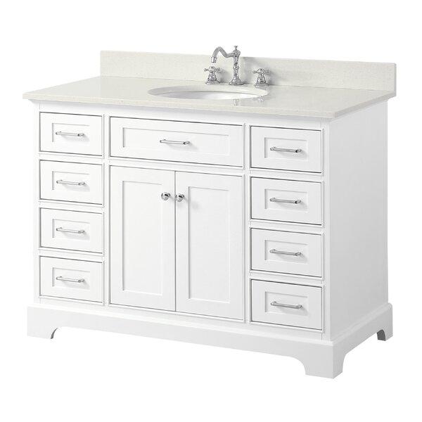 Aria 48 Single Bathroom Vanity Set by Kitchen Bath