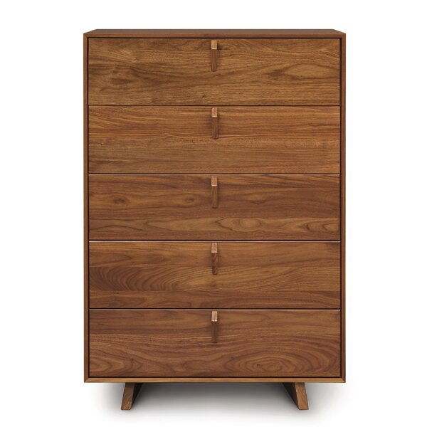 Keaton 5 Drawer Chest by Copeland Furniture