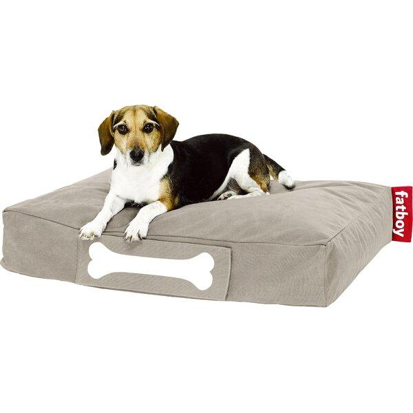 Doggielounge Stonewashed Rectangular Pet Bed by Fatboy