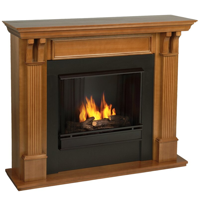 Real Flame Ashley Gel Fuel Fireplace & Reviews | Wayfair