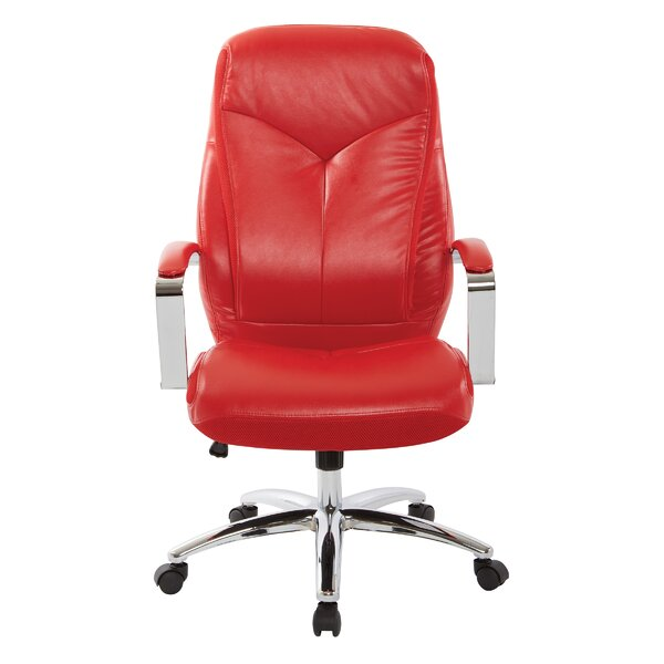 Jetter Mesh Executive Chair by Latitude Run