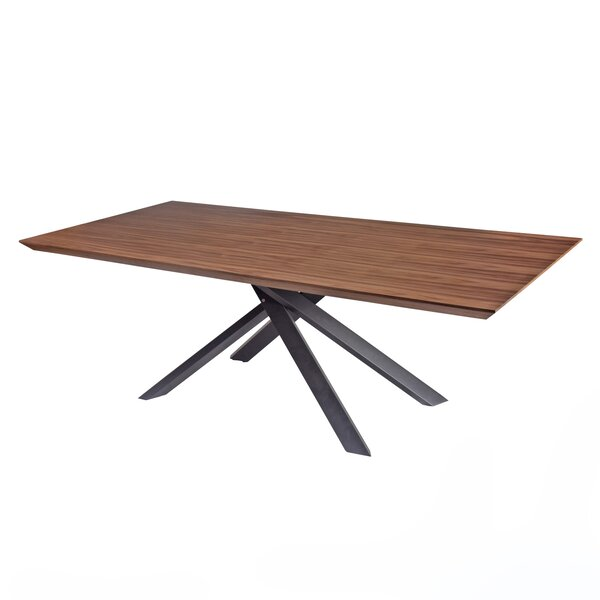 Brouillard Dining Table by Foundry Select