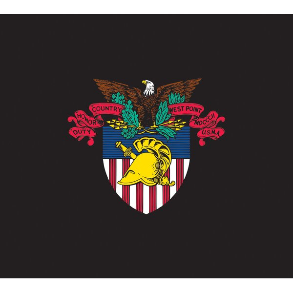 Army West Point 7 x 8 ft. Decor by Victory Corps