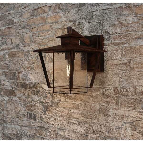 Guidry Outdoor Wall Lantern by Charlton Home