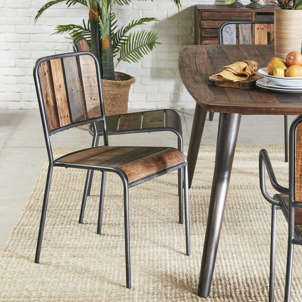 Stall Solid Wood Dining Chair (Set of 2) by Trent Austin Design